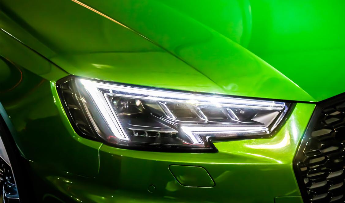 Automotive Body Refinishing