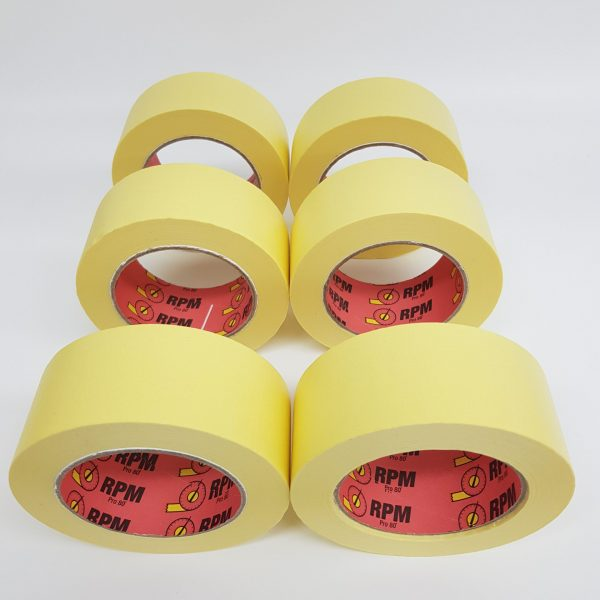 RPM masking tape automotive masking tape20201210_152916
