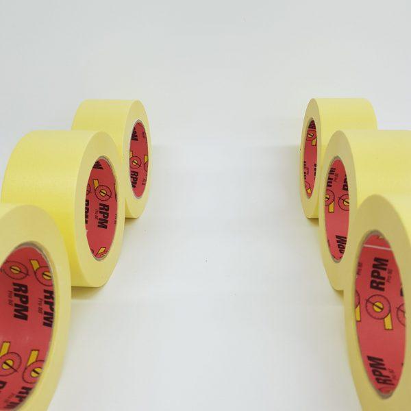 RPM masking tape automotive masking tape20201210_153145