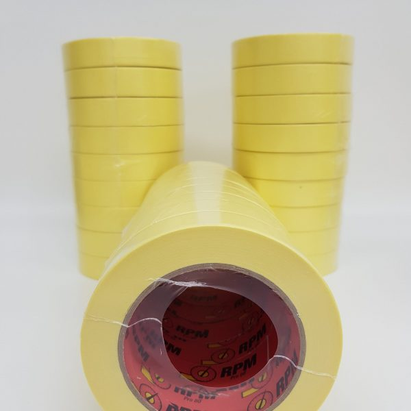 RPM masking tape automotive masking tape20201210_172827