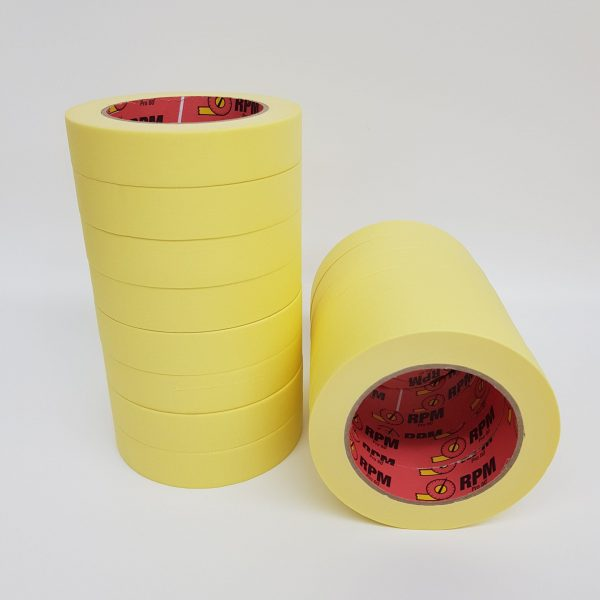 RPM masking tape automotive masking tape20201210_175551
